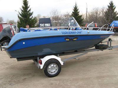 Fisherman 540