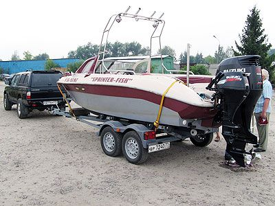 Sprinter-Fish 610